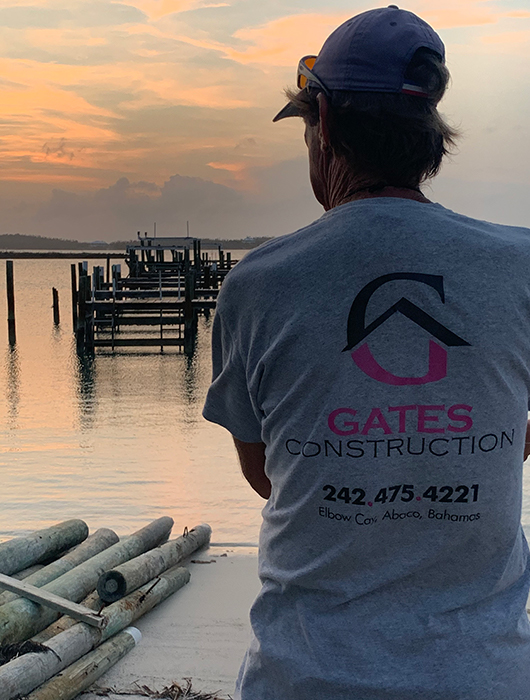 Gates Construction - About 01 - Elbow Cay - Bahamas